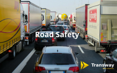 Safety on the roads around HGVs