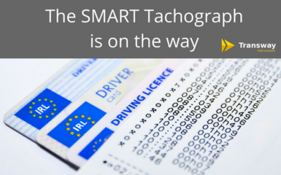 The SMART Tachograph is on the way