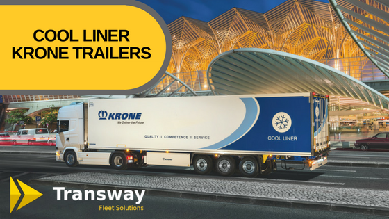 COOL LINER KRONE Transway Fleet solutions