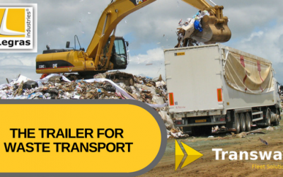 Legras Transfer Model – for intensive transport of waste