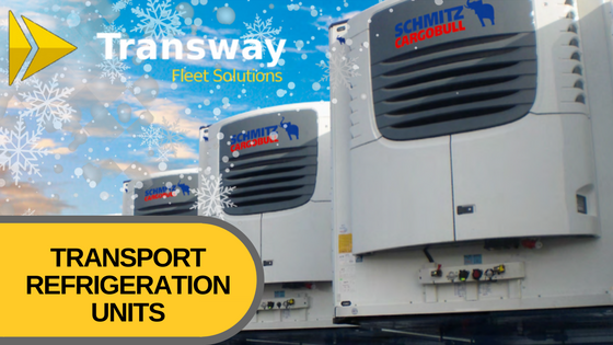 Transport Refrigeration Units Transway Fleet solutions